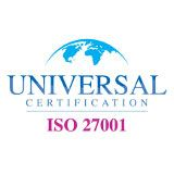 Information Security Management System Logo ISO 27001