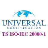 TS ISO/IEC 20000-1 Logo