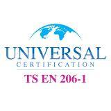 TS EN 206-1 Logo